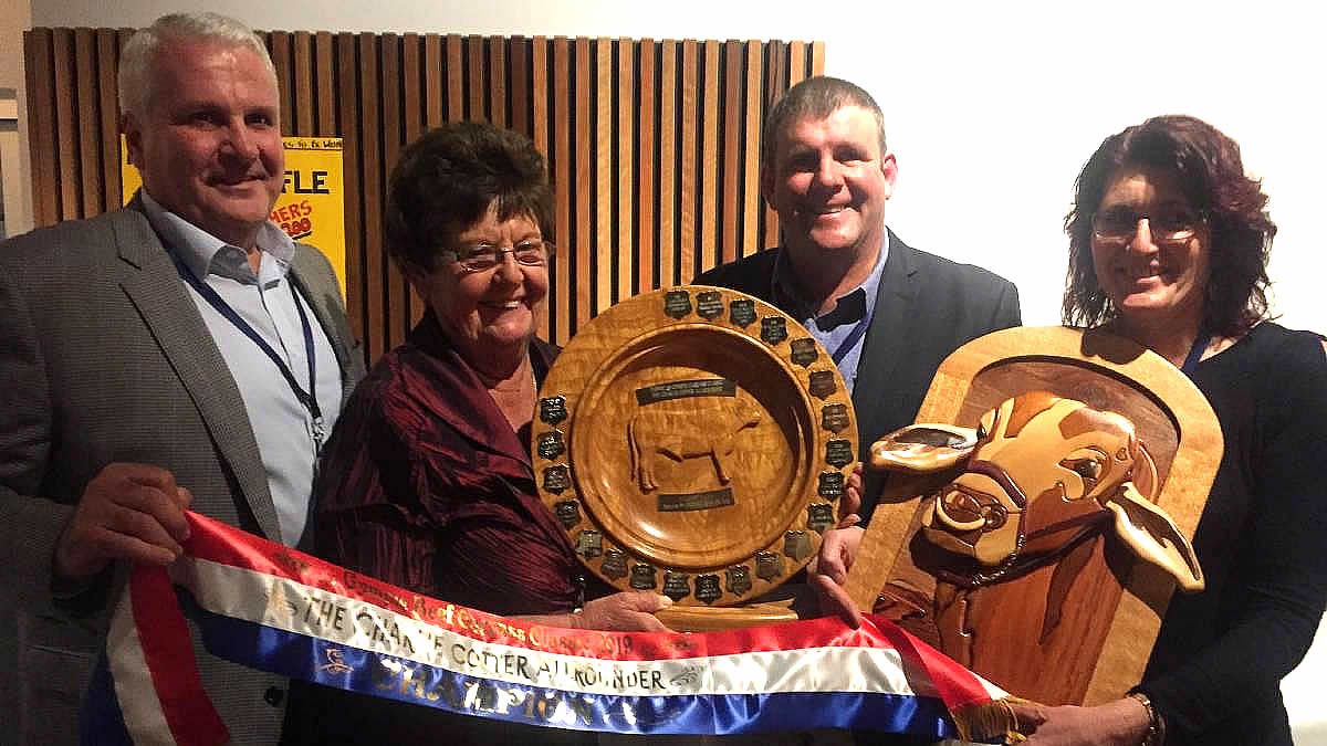Cooloola Blondes wins gympie carcase classic